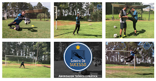 Aprenda a ser um excelente goleiro e faça sucesso no futebol