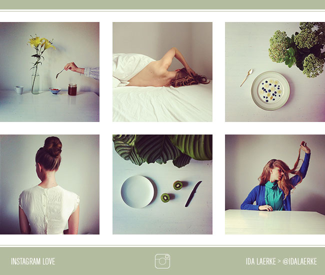Instagram Love + Ida Laerke / Jennifer Chong