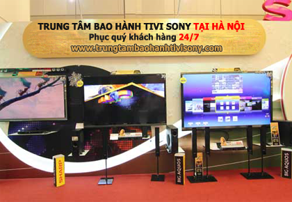 rung tâm bảo hành tivi Sony tại Hà Nội