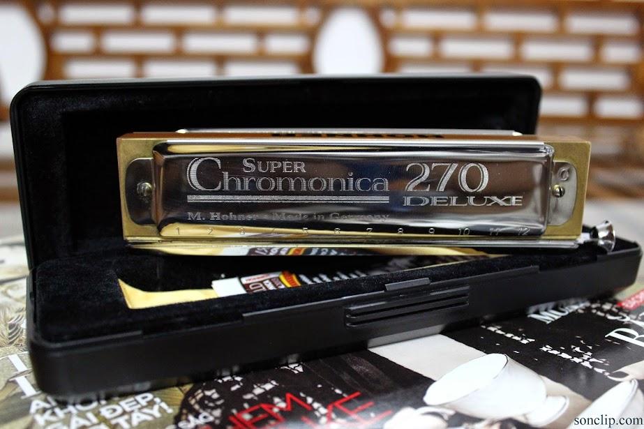 Hohner Chromonica 270 Deluxe