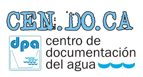 Centro de Documentación del Agua-Base de datos