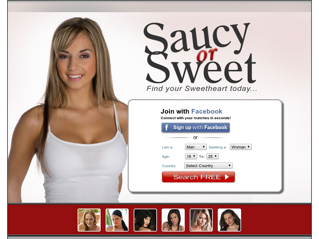 saucy or sweet dating