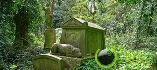 Kuburan Highgate - London, Inggris
