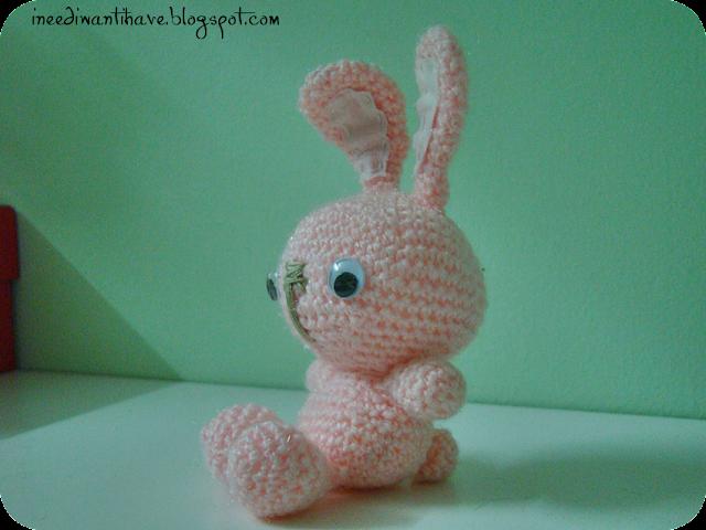 Exceptionally Ordinary: Kawaii Amigurumi Bunny!