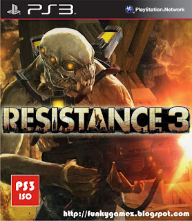 Resistance 3 - PS3 ISO - funkygamez