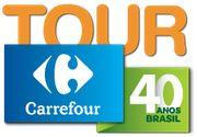 Tour Carrefour 40 Anos