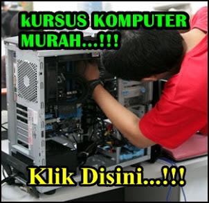 Kursus Komputer Murah