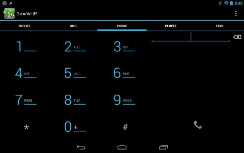 GrooVe IP – Free Calls 2.0.4