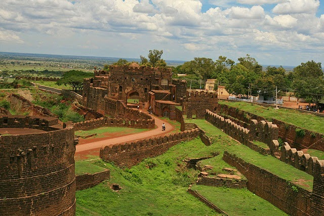Bidar Fort in Karnataka
