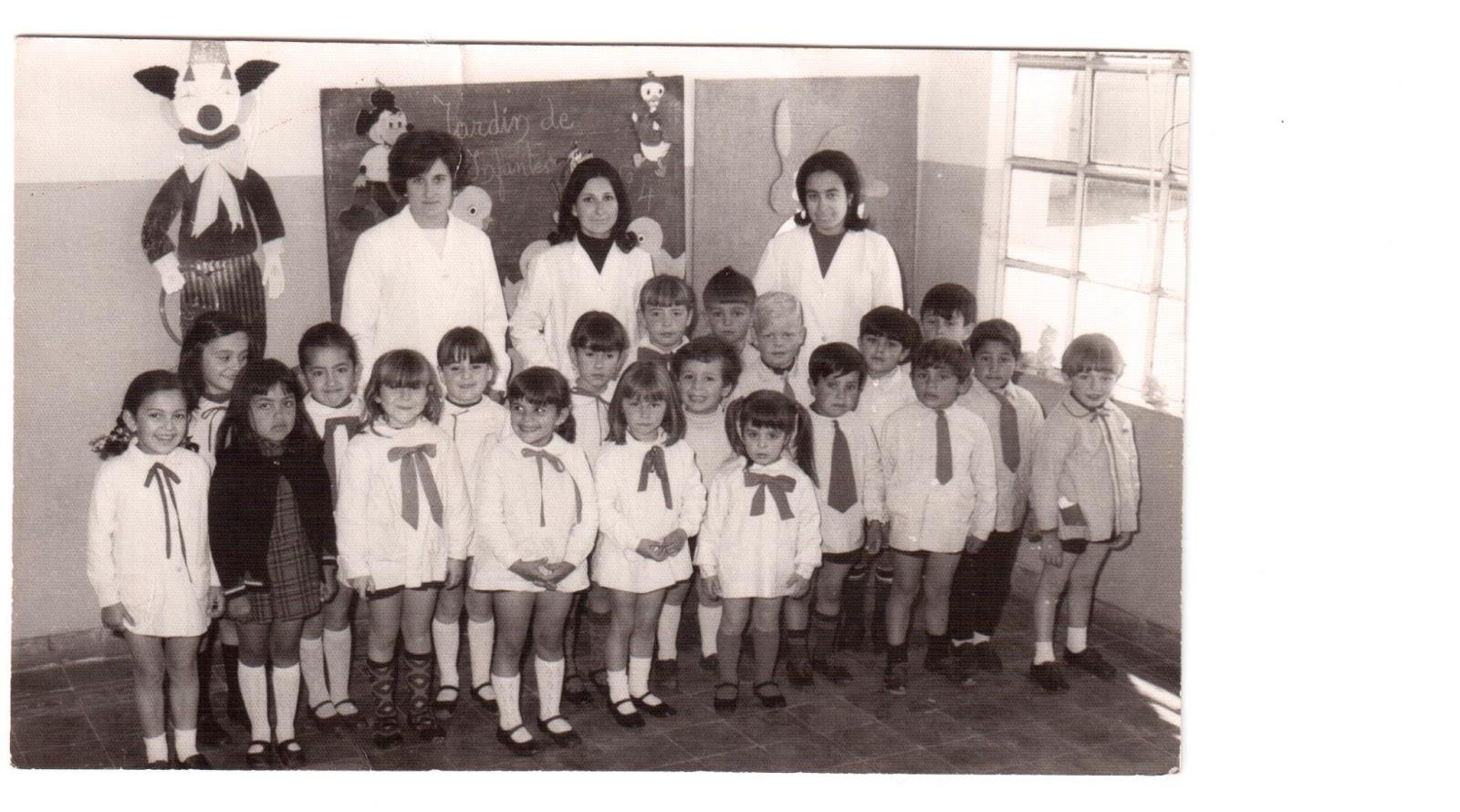 Orense hace historia el jard n 904 cuenta su historia ana for Canciones de jardin de infantes argentina