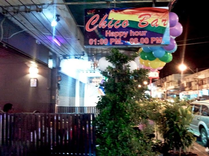 Chico Bar, gay bar in Hua Hin