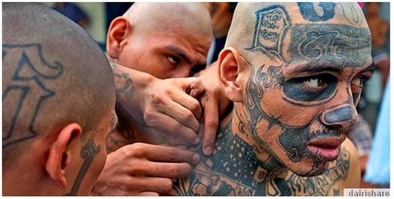 5 Geng Mafia Yang Paling Kejam Dan Menakutkan
