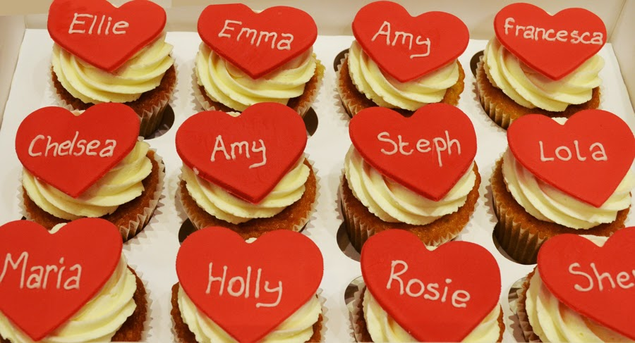 Quiz Love Lock - Cupcakes