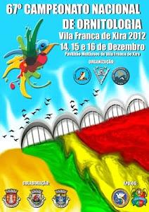 67º CAMPEONATO DE ORNITOLOGIA 2012