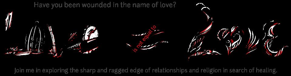 Love ≠ Love