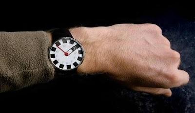 العلماء يخترعون ساعة قادرة على تحديد وقت الوفاة  - ساعة يد - ساعات رجالى - hand watch men
