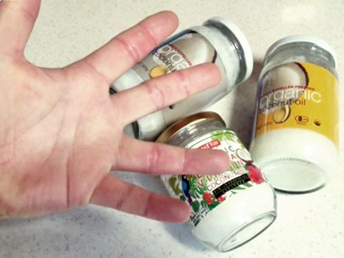 ココナッツオイルの効能って本当に凄い 手荒れなし