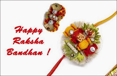 Raksha Bandhan 2015 Messages
