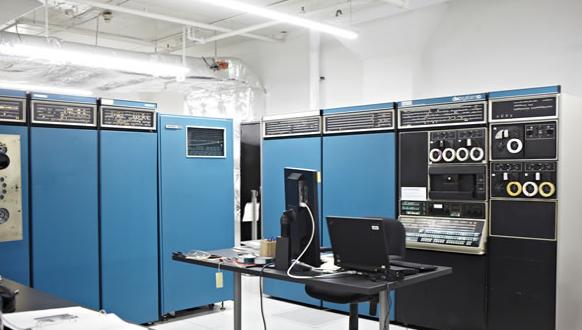 Date una vuelta, virtual, por el 'Living Computer Museum' de Seattle