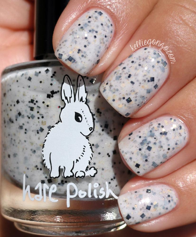 HARE polish Sea Bunny