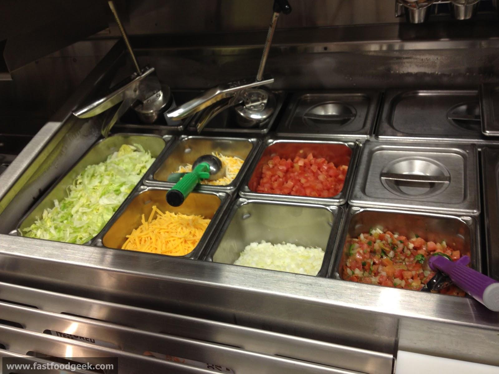 Taco Bell Kitchen special report: taco bell doritos locos taco sneak peek [part 3
