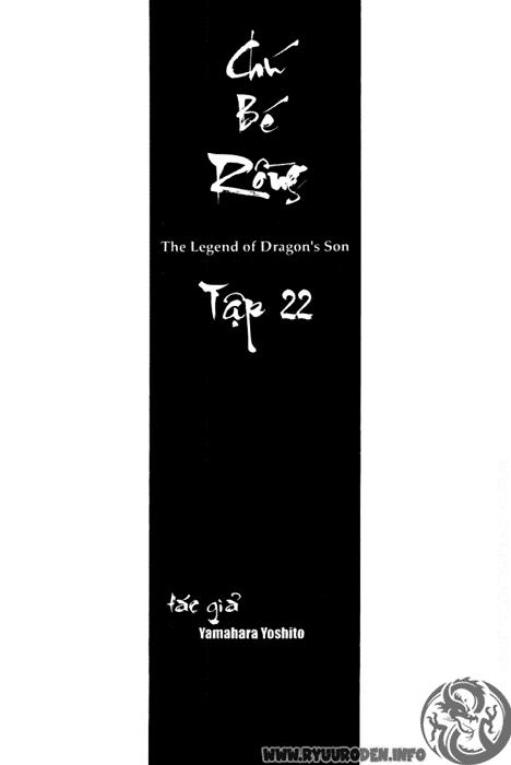 Chú Bé Rồng - Ryuuroden chap 83 - Trang 2
