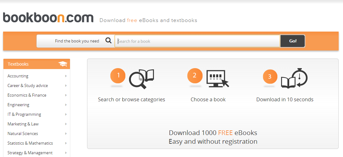 best sites to download free ebooks without registration
