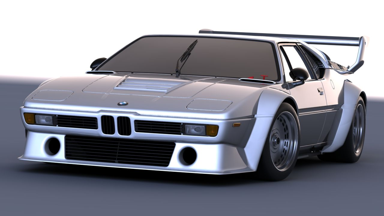 project c a r s simracing bmw m1 procar 1981 wip. Black Bedroom Furniture Sets. Home Design Ideas