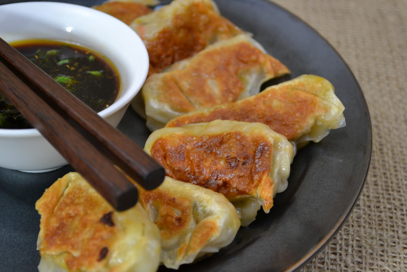 gyoza a k a little pockets of awesomeness gyoza used to be one of my ...