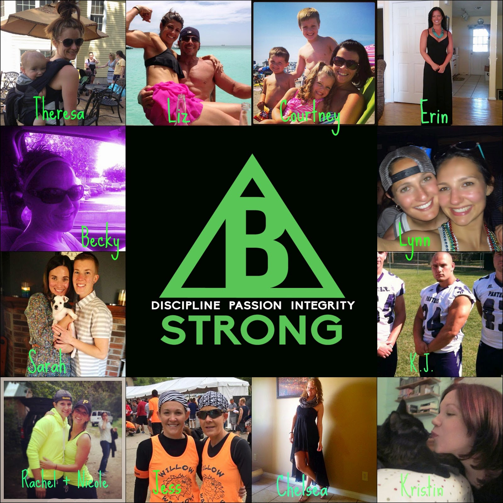 team B strong, Beachbody coaches,