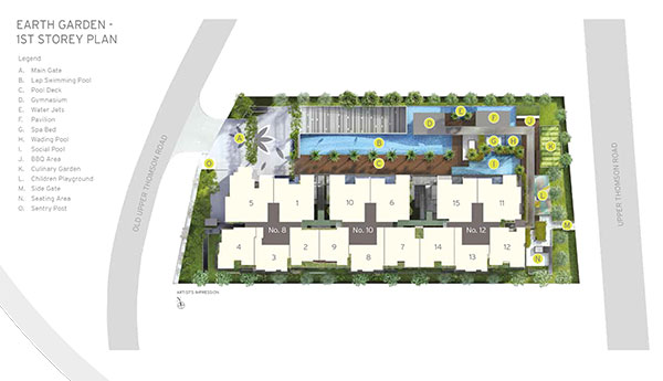 Adana @ Thomson Siteplan