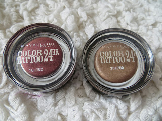 Maybelline, Color, Tattoo, Rose, Gold, Pink, Bronze, Eyes, Eyeshadow, Review, Blog, Beautiful, Metallic, Autumn, Winter