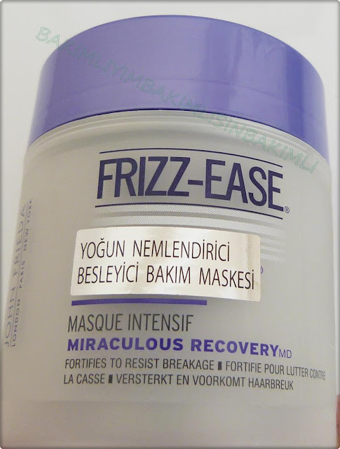 frizz ease john frieda mask review