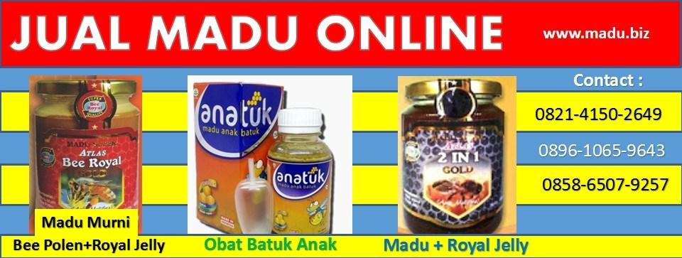 MADU ASLI MURNI INDONESIA - MADU OBAT BATUK ANAK HERBAL 0858-6507-9257