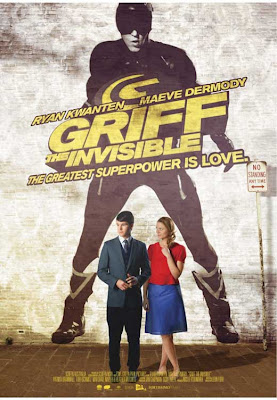 Filme Poster Griff - O Invisível DVDRip XviD & RMVB Legendado