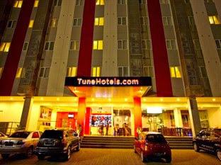 Hotel Murah di Bekasi - Tune Hotel/Red Planet Bekasi Bekasi