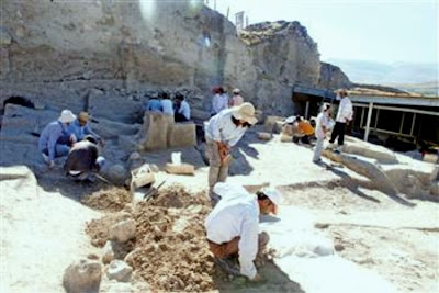 Excavation unearths Bronze Age cultures