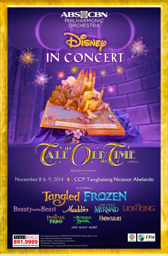 ABS-CBN Philharmonic Orchestra - Disney In Concert