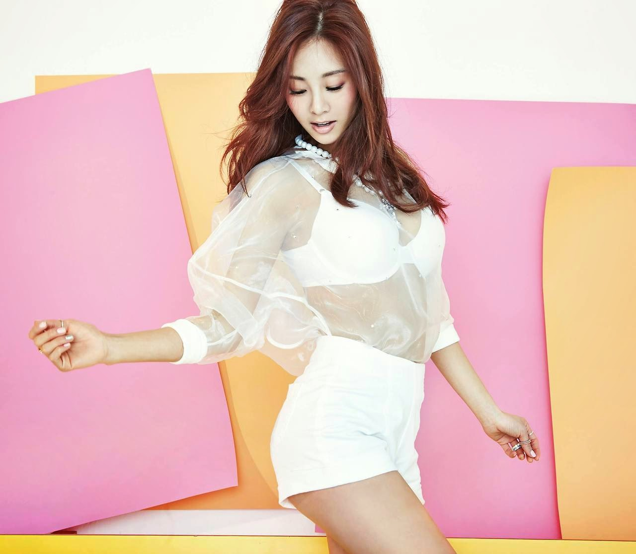 G.NA Pretty Lingerie Concept Photos
