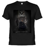 camiseta hodor trono de hierro - Juego de Tronos en los siete reinos