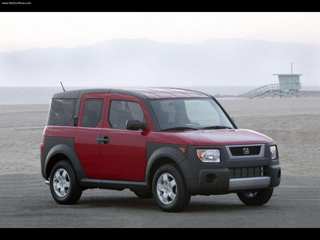 Ford Escape Dimensions >> 2005 Honda Element