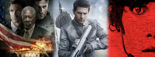Olympus has Fallen, Oblivion and The Call