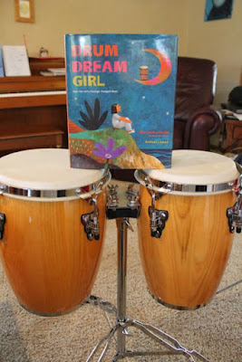 Activity Idea for DRUM DREAM GIRL by Engle and López via www.happybirthdayauthor.com