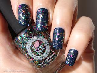 ILNP babes in toyland swatch review