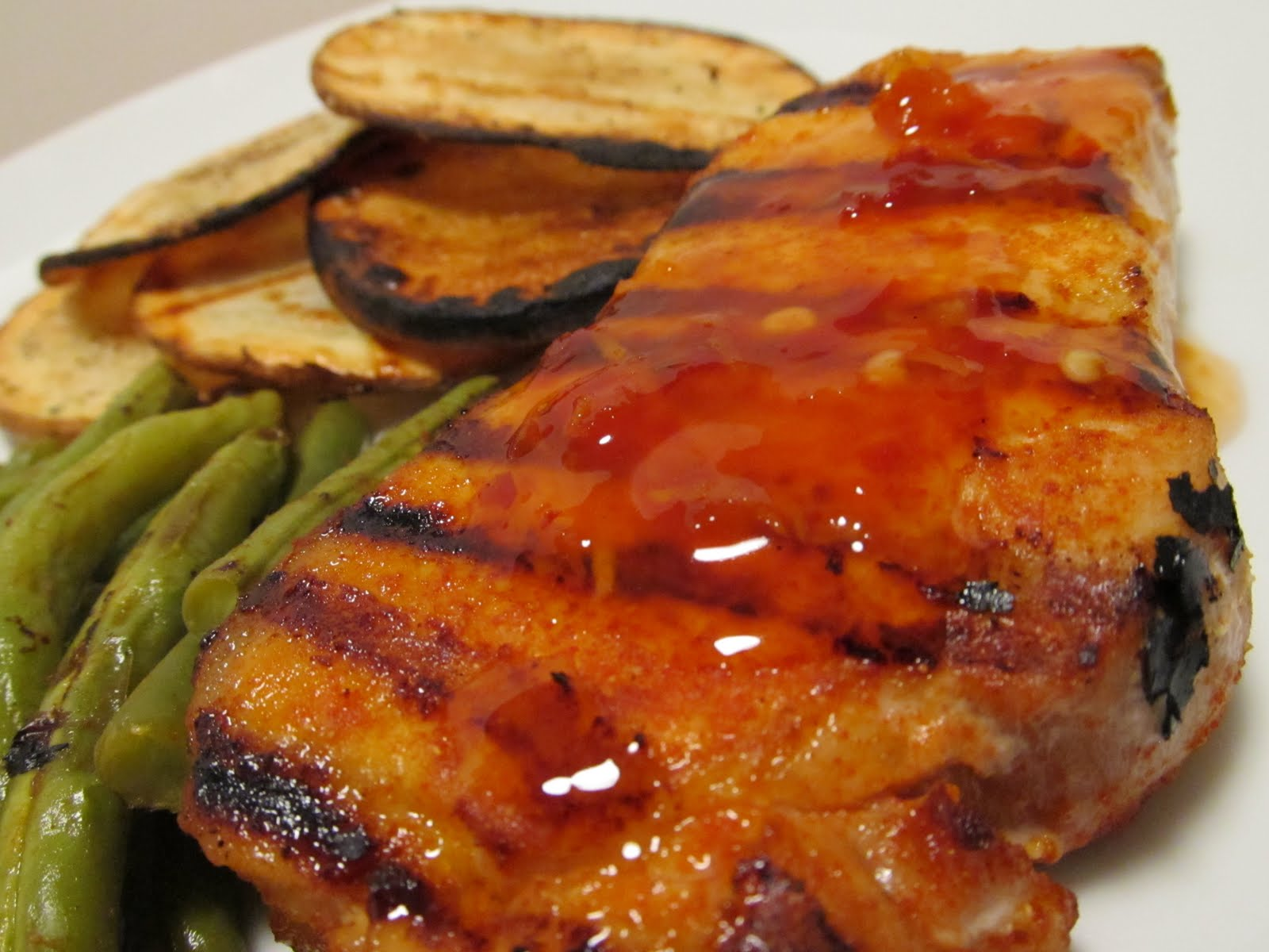 Jenn\'s Food Journey: Vietnamese Spiced Pork Chops with Sweet Chili ...