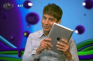 Ricky's iPad 2