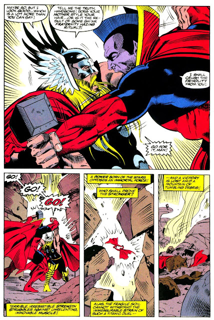 Thor Like Characters Few Marvel Characters Like