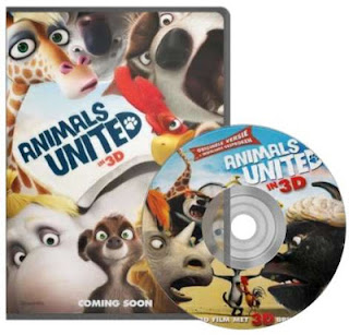 Animals United (2010) 3D