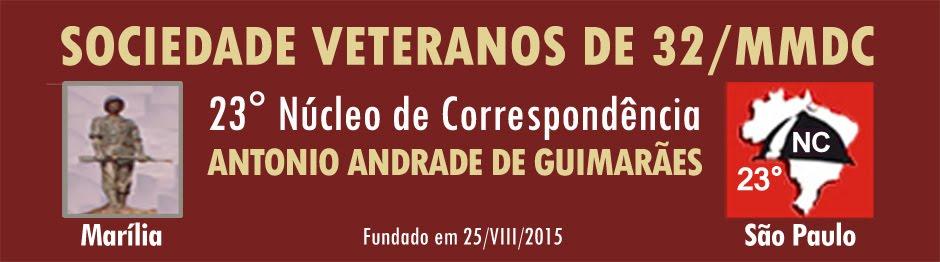 Blog do 23º Núcleo de Correspondência da Sociedade Veteranos de 32-MMDC