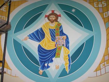 Paróquia São João Batista 9, Tingui, Curitiba PR.